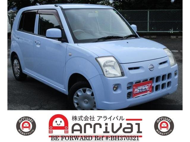 Used 2007 NISSAN PINO BH370321 for Sale