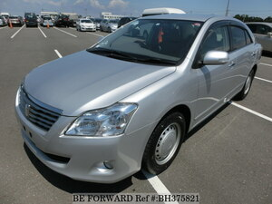 Used 2010 TOYOTA PREMIO BH375821 for Sale