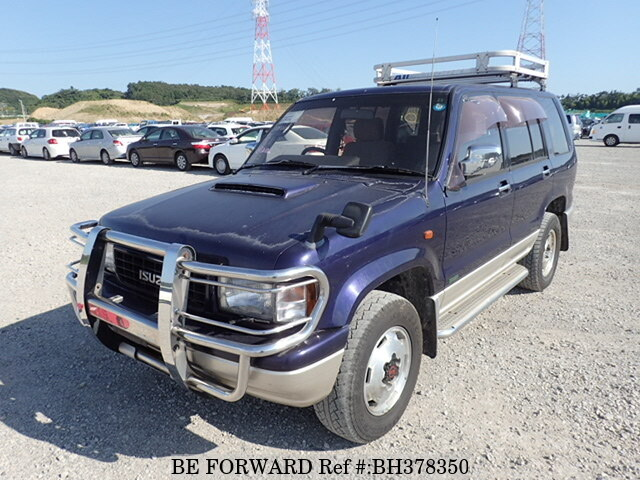 Used 1994 ISUZU BIGHORN BH378350 for Sale
