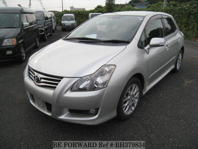 Used 2007 TOYOTA BLADE BH379834 for Sale