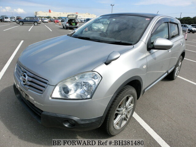 Used 2010 NISSAN DUALIS BH381480 for Sale
