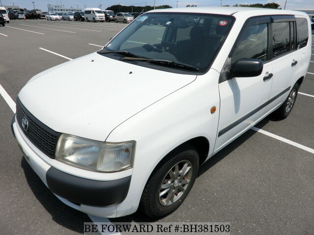 Used 2008 TOYOTA PROBOX WAGON BH381503 for Sale