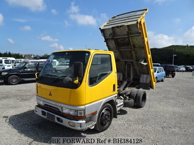 Used 1996 MITSUBISHI CANTER BH384128 for Sale