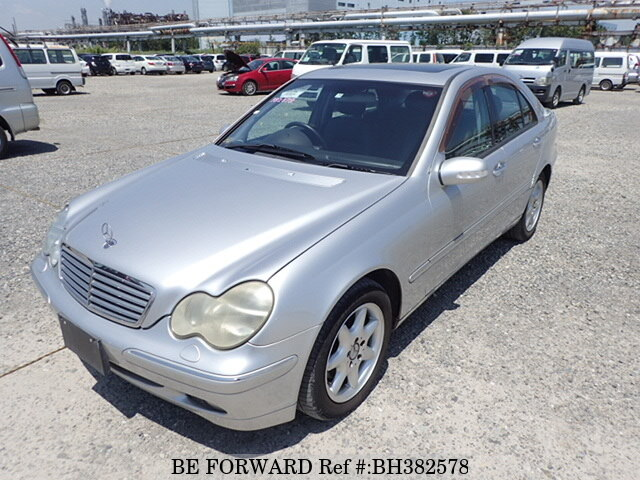 Used 2001 MERCEDES-BENZ C-CLASS BH382578 for Sale