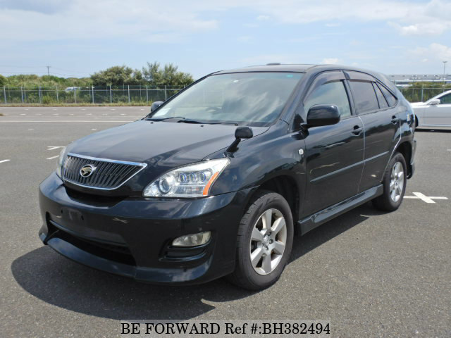 Used 2004 TOYOTA HARRIER BH382494 for Sale