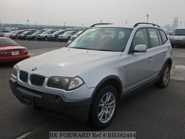 Used 2005 BMW X3 BH382464 for Sale