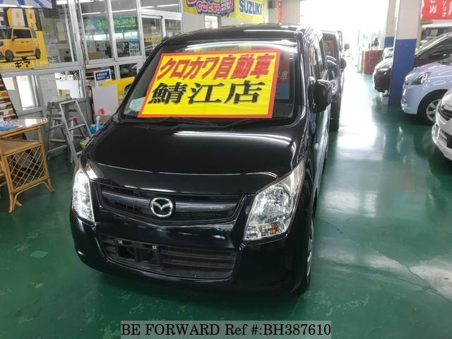 Used 2009 MAZDA AZ-WAGON BH387610 for Sale