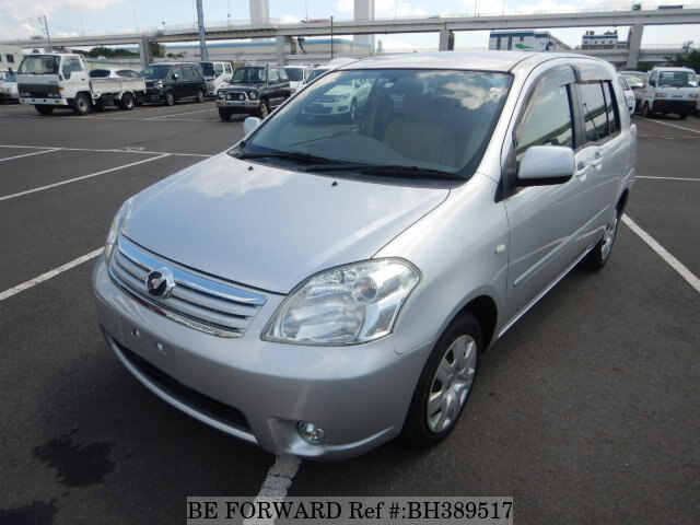 Used 2011 TOYOTA RAUM BH389517 for Sale
