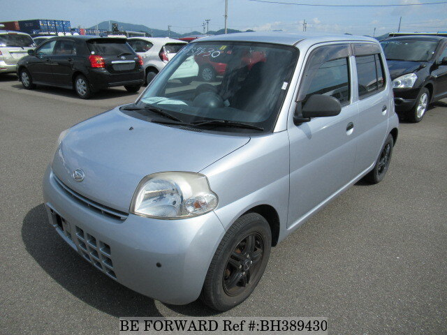 Used 2011 DAIHATSU ESSE BH389430 for Sale