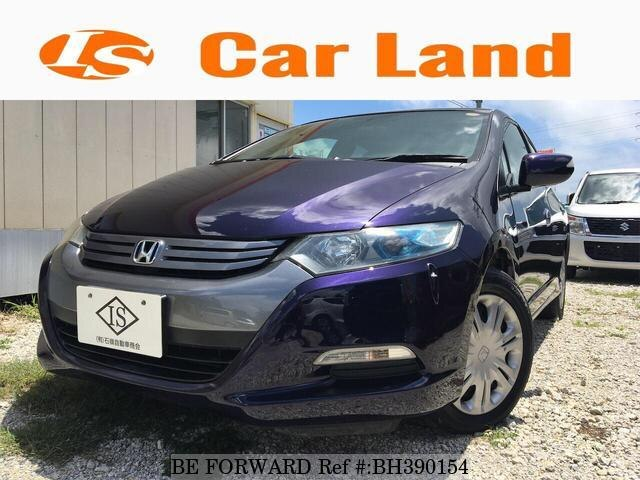 Used 2010 HONDA INSIGHT BH390154 for Sale