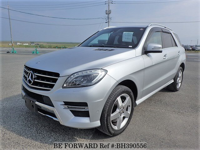 Used 2012 MERCEDES-BENZ M-CLASS BH390556 for Sale