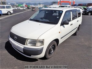 Used 2003 TOYOTA PROBOX WAGON BH391793 for Sale
