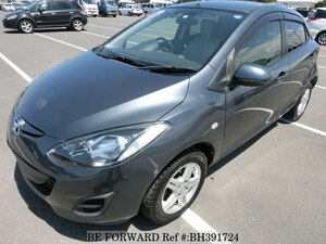Used 2011 MAZDA DEMIO BH391724 for Sale