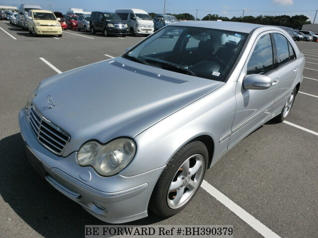 Used 2005 MERCEDES-BENZ C-CLASS BH390379 for Sale