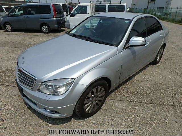 Used 2007 MERCEDES-BENZ C-CLASS BH393325 for Sale