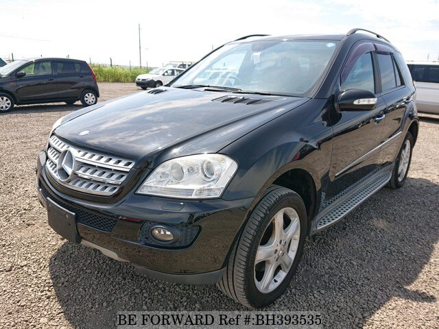 Used 2007 MERCEDES-BENZ M-CLASS BH393535 for Sale