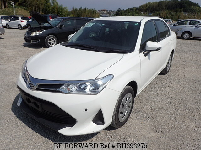 Used 2018 TOYOTA COROLLA AXIO BH393275 for Sale