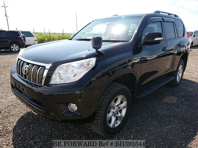 Used 2010 TOYOTA LAND CRUISER PRADO BH393544 for Sale