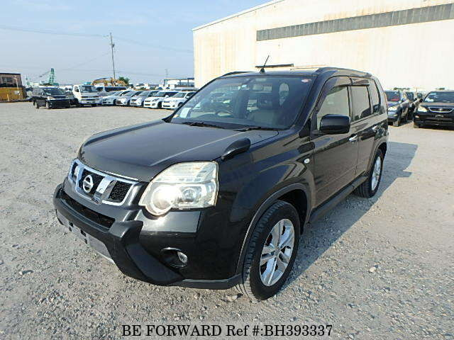 Used 2010 NISSAN X-TRAIL BH393337 for Sale