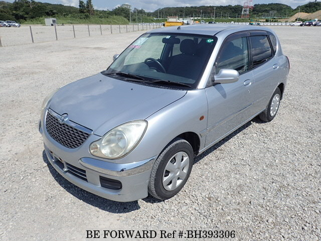 Used 2004 TOYOTA DUET BH393306 for Sale