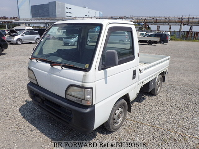 Used 1996 HONDA ACTY TRUCK BH393518 for Sale