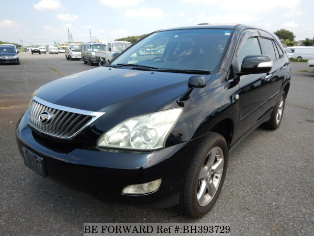 Used 2005 TOYOTA HARRIER BH393729 for Sale