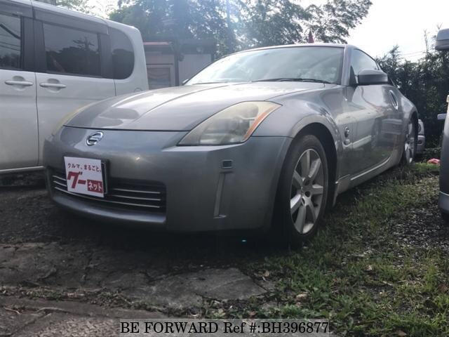 Used 2002 NISSAN FAIRLADY Z BH396877 for Sale