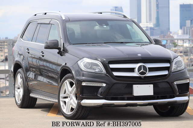Used 2013 MERCEDES-BENZ GL-CLASS BH397005 for Sale