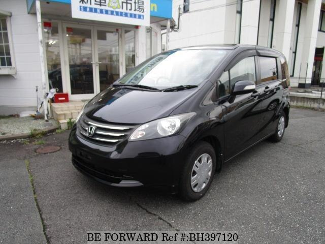 Used 2009 HONDA FREED BH397120 for Sale