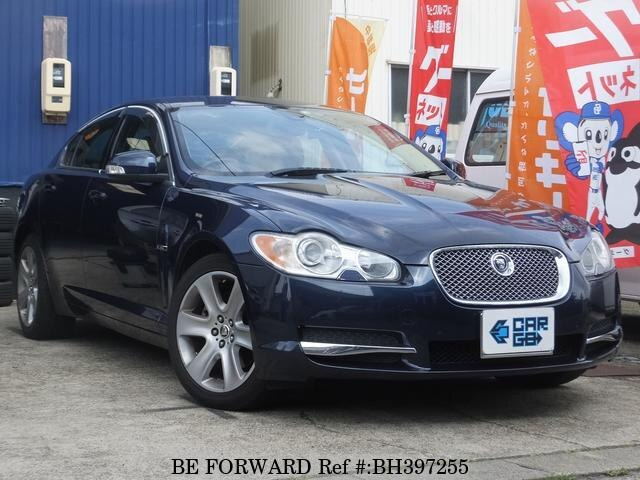 Used 2008 JAGUAR XF BH397255 for Sale