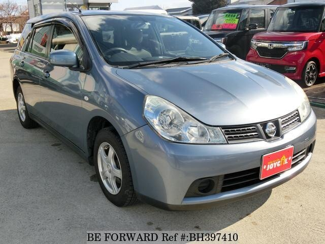 Used 2010 NISSAN WINGROAD BH397410 for Sale