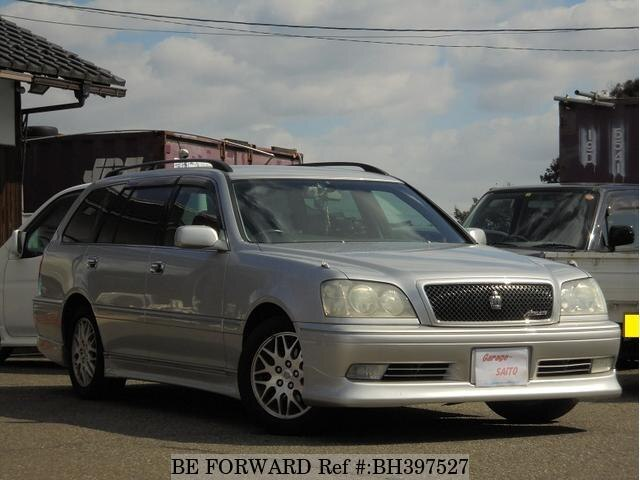 Used 2001 TOYOTA CROWN ESTATE BH397527 for Sale
