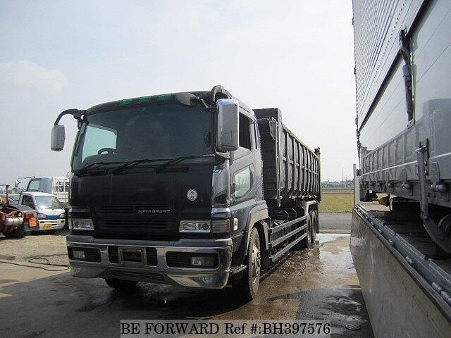 Used 2000 MITSUBISHI SUPER GREAT BH397576 for Sale