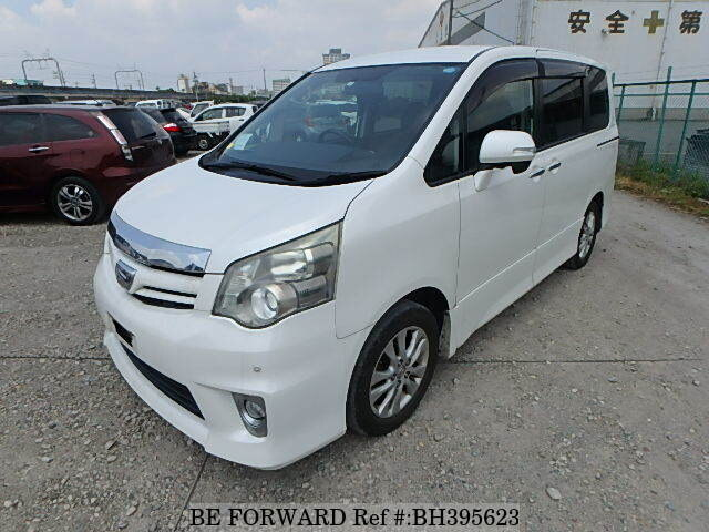 Used 2011 TOYOTA NOAH BH395623 for Sale