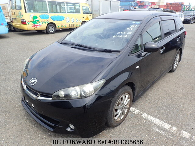 Used 2011 TOYOTA WISH BH395656 for Sale