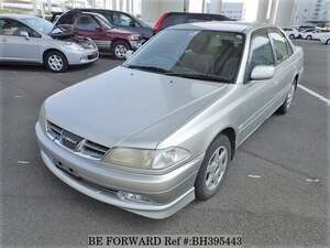 Used 2000 TOYOTA CARINA BH395443 for Sale