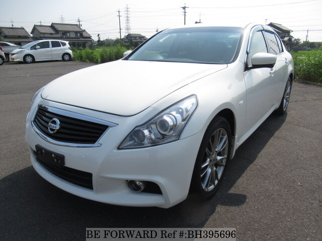 Used 2011 NISSAN SKYLINE BH395696 for Sale