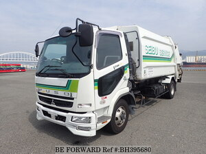 Used 2009 MITSUBISHI FIGHTER BH395680 for Sale