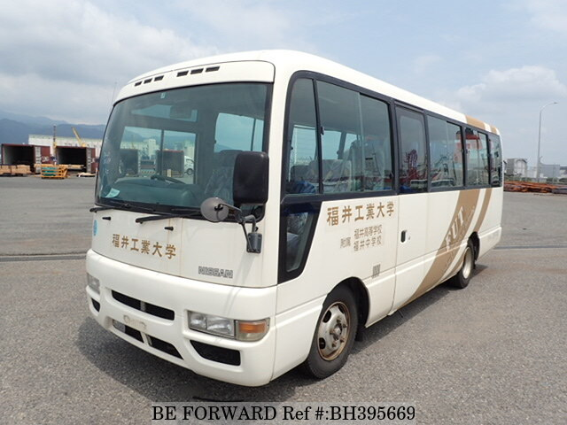 Used 2000 NISSAN CIVILIAN BUS BH395669 for Sale