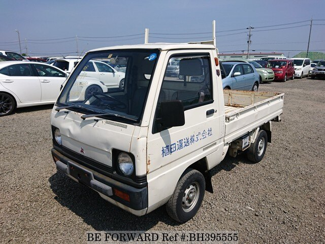 Used 1990 MITSUBISHI MINICAB TRUCK BH395555 for Sale