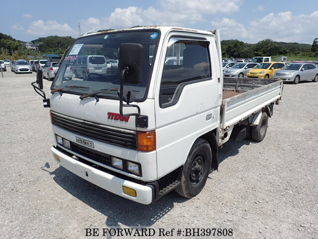 Used 1989 MAZDA TITAN BH397808 for Sale