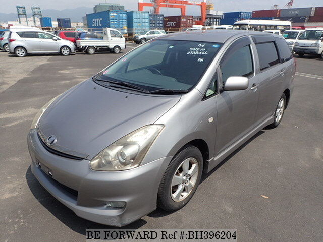 Used 2007 TOYOTA WISH BH396204 for Sale