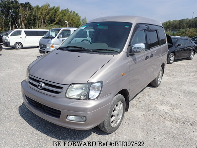 Used 2000 TOYOTA TOWNACE NOAH BH397822 for Sale