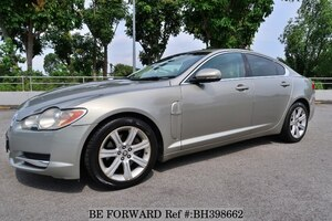 Used 2011 JAGUAR XF BH398662 for Sale