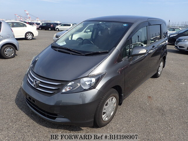 Used 2009 HONDA FREED FLEX JUST SELECTION/DBA-GB3 for Sale BH398907 - BE FORWARD