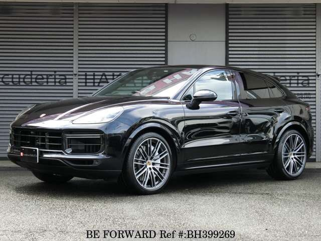 Used 2020 Porsche Cayenne Turbo Tiptronic S Aba E3k40a For Sale Bh399269 Be Forward