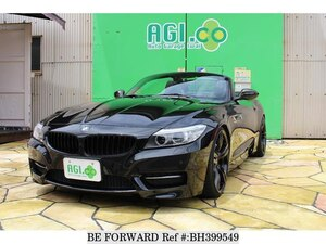 Used 2015 BMW Z4 BH399549 for Sale