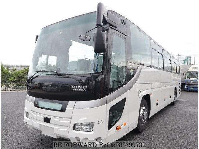 Used 2015 HINO S'ELEGA BH399732 for Sale