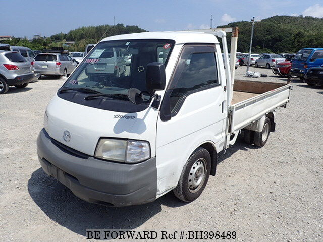 Used 2004 MAZDA BONGO TRUCK DX/TC-SK82T for Sale BH398489 - BE FORWARD