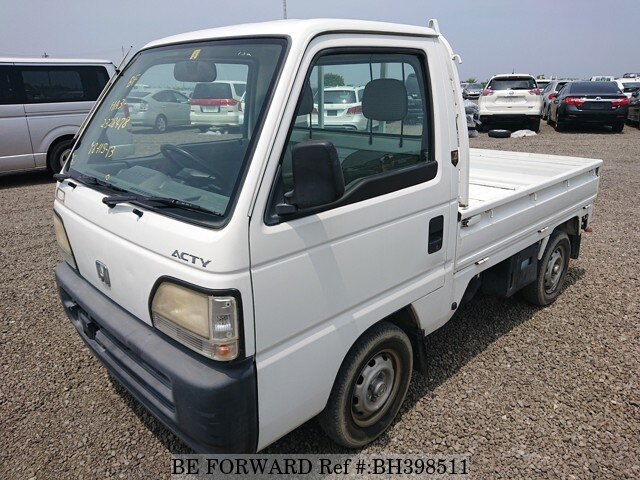 Used 1997 HONDA ACTY TRUCK BH398511 for Sale